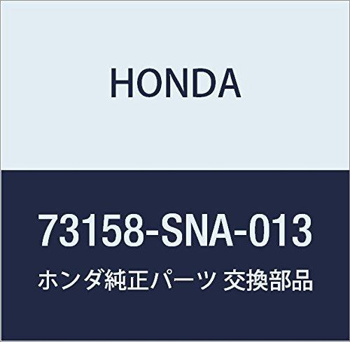 Genuine Honda 73158-SNA-013 Right Drip Side Molding