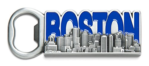 Boston Skyline Bottle Opener ()