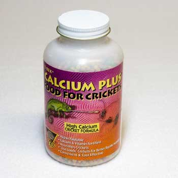 T-Rex Calcium Plus Cricket Food Gut loading diet 226g