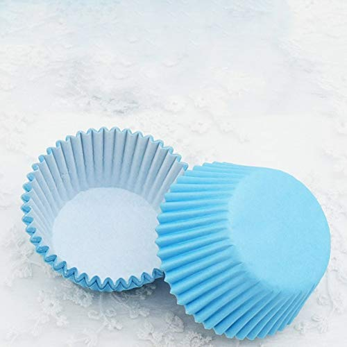 1 piece 100 PCS Paper Cake Cupcake Liner Case Wrapper Muffin Baking Cup/Greaseproof