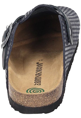 Dr. Brinkmann Ladies Clog Blue 600417-5 Blu