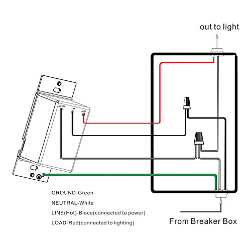 Quotra Wireless Smart Dimmer Zigbee Light Switch Dimmable For LED,CFL,Compatible with Alexa,Google Home,HUB REQUIRED:Hue,Echo Plus,Lightfy.Works with Philips Hue App-Better than most Wifi,Zwave Switch by Quotra (Image #5)