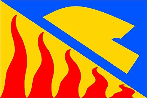 magFlags Large Flag Dobro?ovice municipality | landscape ...