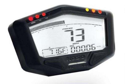 Koso DB-02 Digital LCD Speedometer/Odometer Offroad by Koso