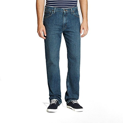 Wrangler Men's Regular Fit Jean with Flex Denim
