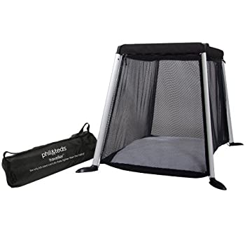 phil&teds Traveller Crib (Black)
