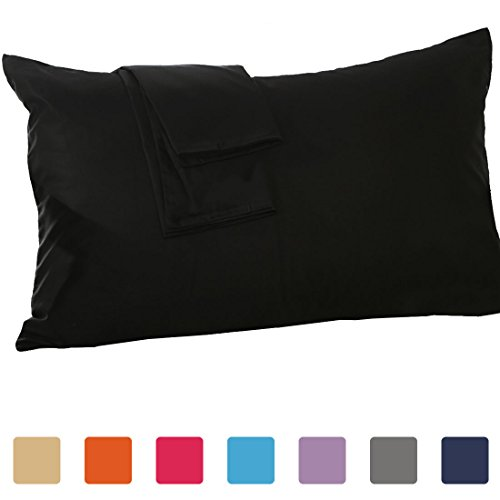 uxcell-1800-Thread-Count-Egyptian-Cotton-KingStandard-Queen-Size-Pillowcases-Pillow-Cases-Covers-Set-of-2