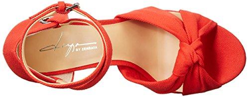 Zendaya Platform by Women's Sandal Daya Mandarin Mission IZ5PqZ1w