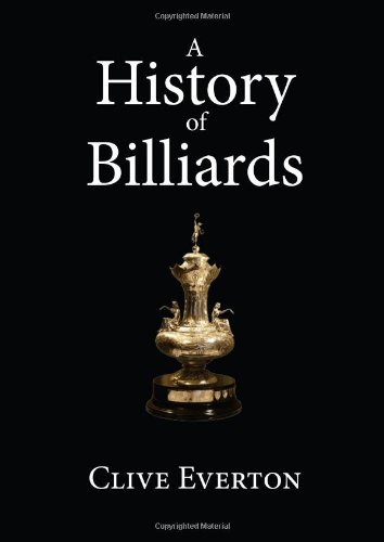 Download A History of Billiards: (the English Three-ball Game) pdf