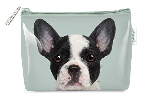 Catseye Cosmetic Makeup Bag - Big Face Boston, Small