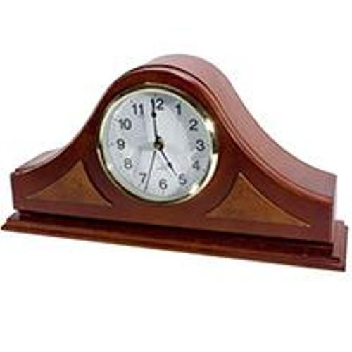 - Zone Shield C1572 Additional Mantel Clock with SleuthGear Covert Camera