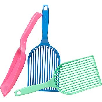 Litter-Lifter Kitty Litter Scoop for Cats Assorted Color, My Pet Supplies