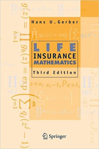 Amazon.com: Life Insurance Mathematics, 3rd Edition With Exercises ...