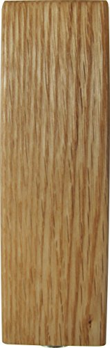 Straight Solid Red Oak Handle product image