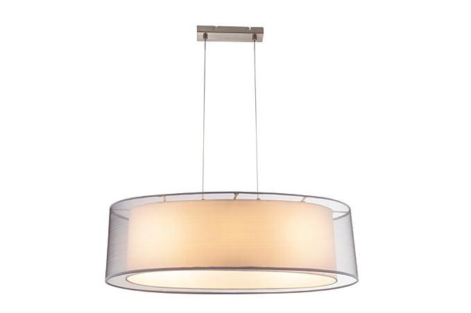 Lampade A Sospensione Design : Lampada a sospensione design salone ombra tessile lampada a