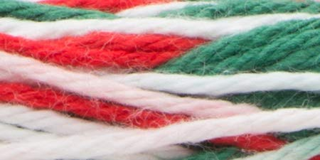 Cream Cone Sugar N Yarn - Sugar and Cream 103002-02716 SC 14oz Cone Mistletoe, None