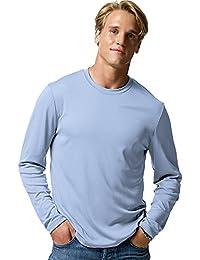 Hanes Men's Cool DRI Long Sleeve Performance T-Shirt