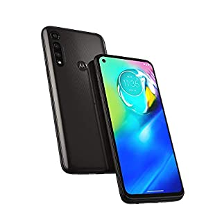 Moto G Power (2020) – Unlocked Smartphone – US Warranty - 64GB – Smoke Black (US Warranty) - Verizon, AT&T, T-Mobile, Sprint, Boost, Cricket, Metro