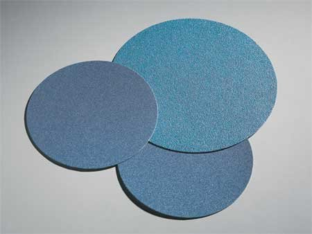 PSA Disc Roll, No Hole, 6in, 60G, ZircAlO by Norton Abrasives - St. Gobain