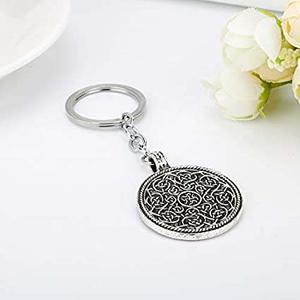 Amazon.com: Jewelry Retro Flower of Life Spirit Yoga Mandala ...
