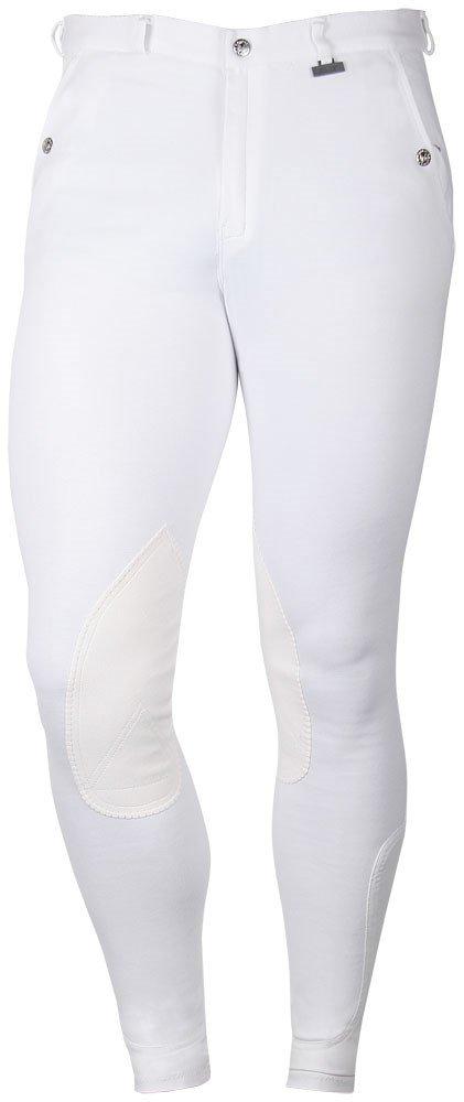 Harry' s Horse–Pantaloni da equitazione Beijing II, Donna, Reithose Beijing II Herren - H44, bianco, S Harry' s Horse 26000282