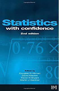 Practical statistics for medical research chapman hallcrc texts statistics with confidence confidence intervals and statistical guidelines 2nd edition fandeluxe Images