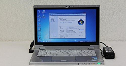 【中古】 Panasonic CF-AX2ADCCS Corei5-1.9GHz/4GB/128GB(SSD)/11.6W/7   B01B464GRQ