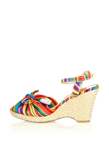 Rocket Dog Karisma Wedges Sandal, multicolor