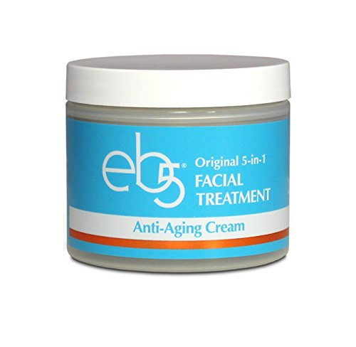 eb5 Intense Moisture Anti-Aging Cream, 4 Ounces (Moisture Intense Mask)