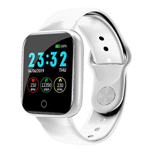 Amazon.com: I5 Smart Bracelet Mens Womens Smart Watch IP67 ...