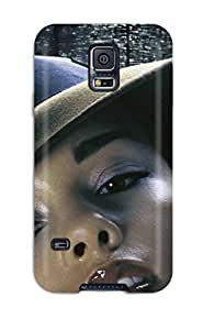 Fashionable Style Case Cover Skin For Galaxy S5- Alicia Keys