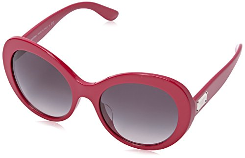 Dolce & Gabbana Women's Acetate Woman Round Sunglasses, Fuxia, 57 - Glasses & Gabana Dolce
