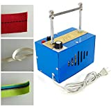 35W Electric Heat Hot Rope Cutter Knife Cutting Bench Machine 300°C for Cutting Tape, Hot Ribbon Strap