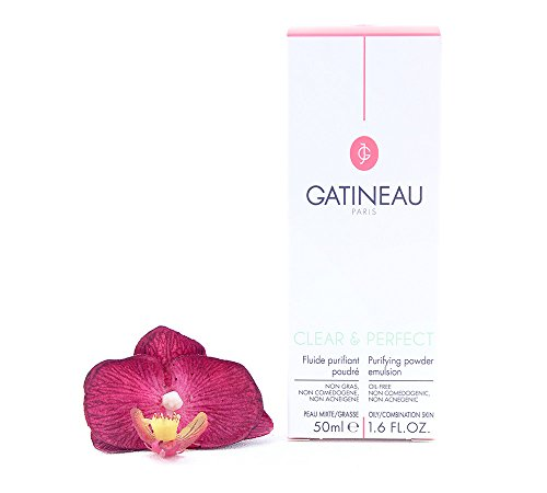 Gatineau Clear and Perfect Purifying Powder Emulsion for Oily/Combination Skin, 1.6 Ounce