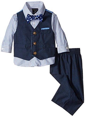 Nautica Baby Boys Iridescent Vest