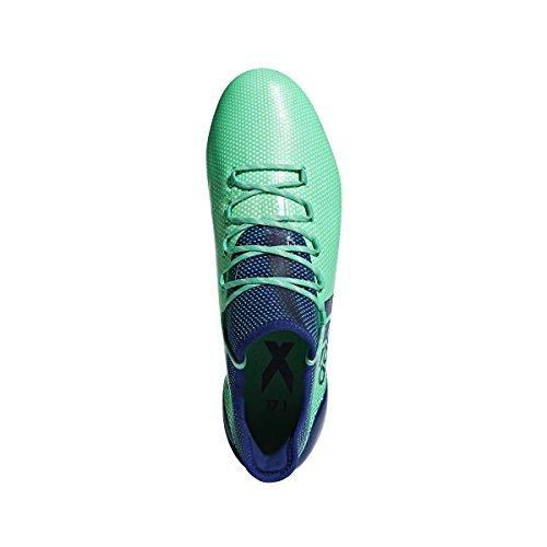 Adidas Herre X 17,1 Fg Fodbold Klamper Aero Grøn-ink-hi Res Grøn