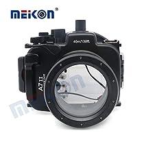 Meikon 130ft/40m Waterproof Camera Case For Sony A7II Camera