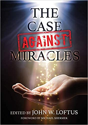Image result for image of the case against miracles