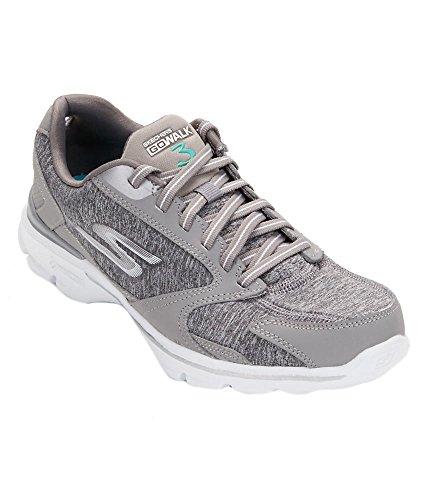 Statement Go Skechers para Zapatos 3 Fibra sintética Walk Caminar Ftnx44zwq