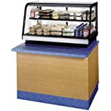 Federal Industries CRR3628SS Signature Series Counter Top Refrigerated Self-Serv
