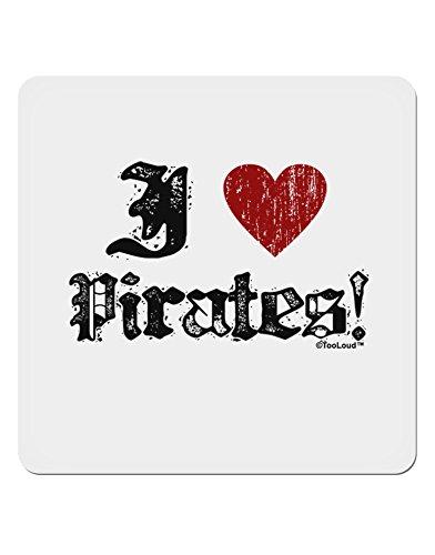 [TooLoud I Heart Pirates 4x4
