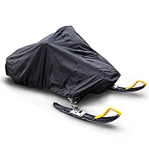 Budge Sportsman Snowmobile Cover, Waterproof, Fits up to 145″