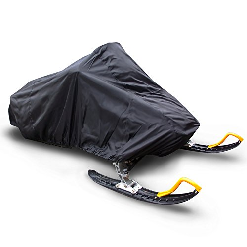 - Budge Sportsman Waterproof Snowmobile Cover Fits Snowmobiles 145
