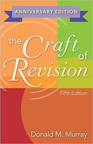 Book The Craft of Revision, Anniversary Edition by Donald M. Murray (2012-01-09)