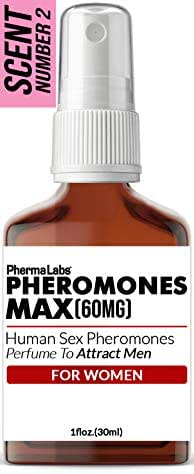 Attract Men INSTANTLY! Phermones MAX ((60mg)) Perfume For women - PhermaLabs