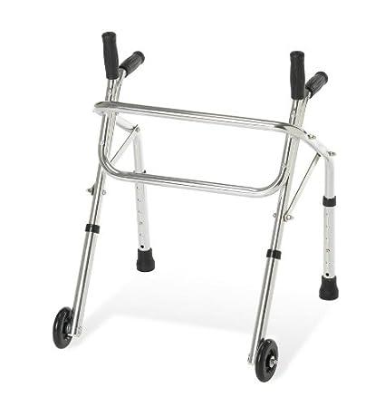 De la no-Plegable de andadores y sillas de ruedas Medline ...