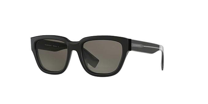 Amazon.com: Burberry BE 4277 F 3758/3 - Gafas de sol, color ...