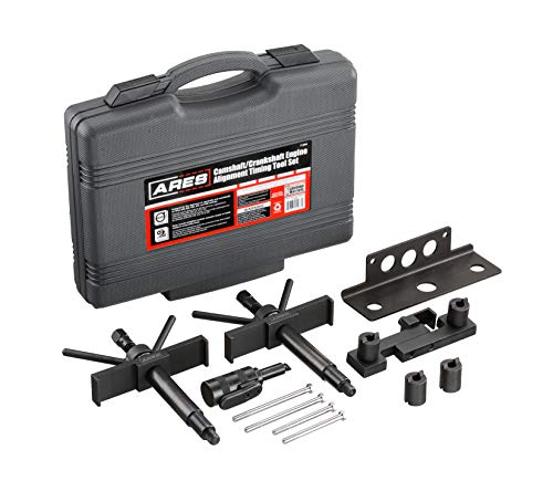 ARES 71506 | Volvo Camshaft, Crankshaft, and Timing Alignment Master Tool Set | Deep Counter-Weighted Sockets for Increased Torque | Correctly Install Camshafts with Cam Cover by ARES (Image #8)