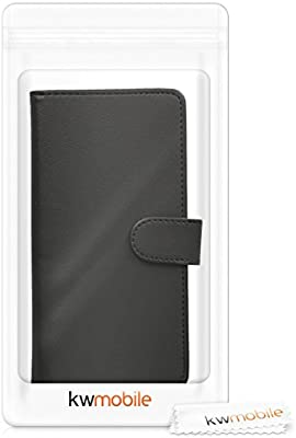 Amazon.com: kwmobile Wallet Case for Elephone S7 4G LTE ...