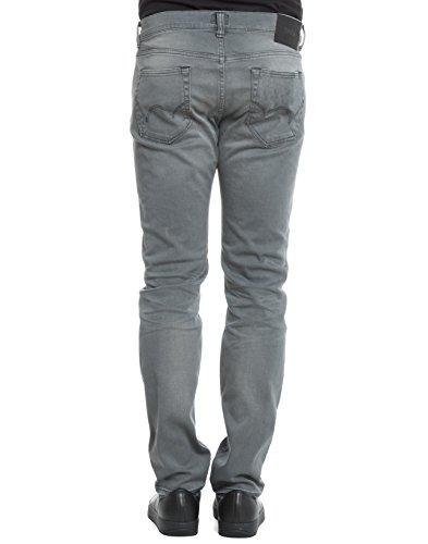 Edwin Homme SNEDI022507LIGHTUSED Gris Coton Jeans